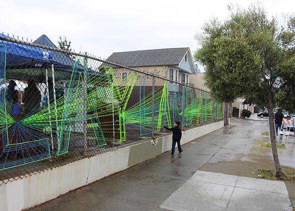 Perimeter fence treatment (2016)