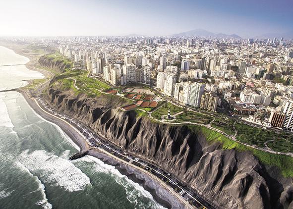Lima, Antonio Raimondi Park. AGATHÒN 06 | 2019