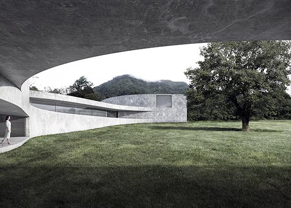 House of Seven Gardens (credit: F. Silvestre) agathón