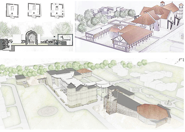 Design proposal: Dimiao and Loon, Bohol, Philippines (credits: F. Vardaro, F. Sommella, 2016).