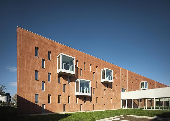 University Residence in Sesto Fiorentino