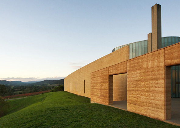 The TarraWarra Museum of Art in Victoria, Australia (credit: www.museumnetwork.sothebys) agathón